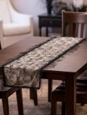 "14""x72"" Spiderweb Table Runner"