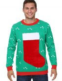 3D Christmas Stocking Sweater