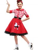 50s Darling Girls Costume