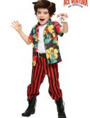 Ace Ventura Toddler Costume with Wig