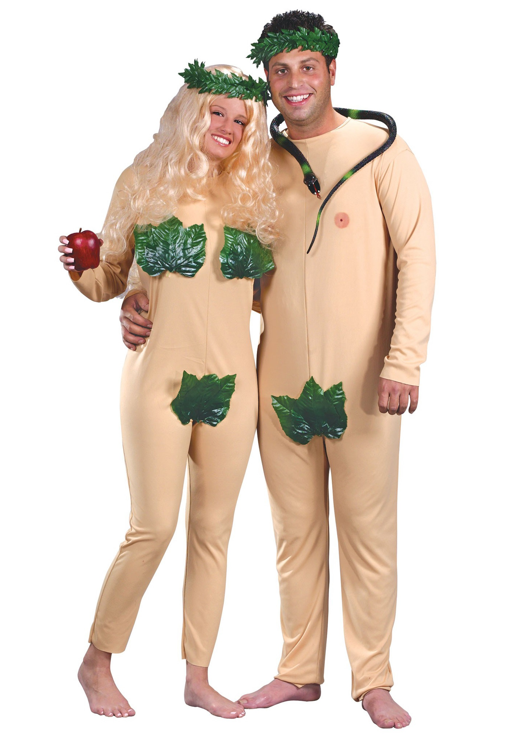 Adam and Eve Costume
