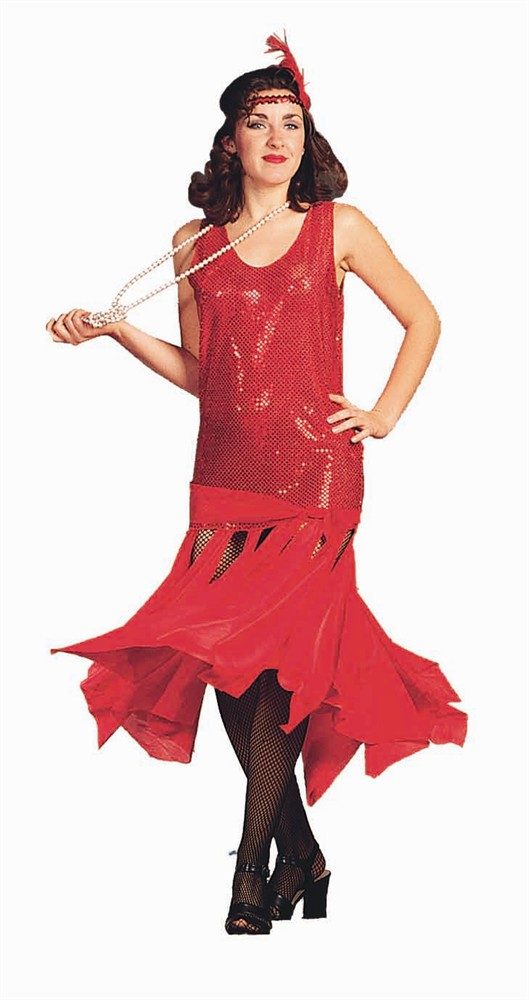 Adult 1920s Flapper Costume