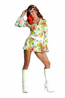 Adult 70's Sweetie Costume