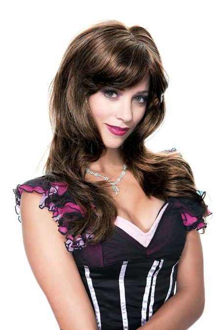 Adult Angelina Wig