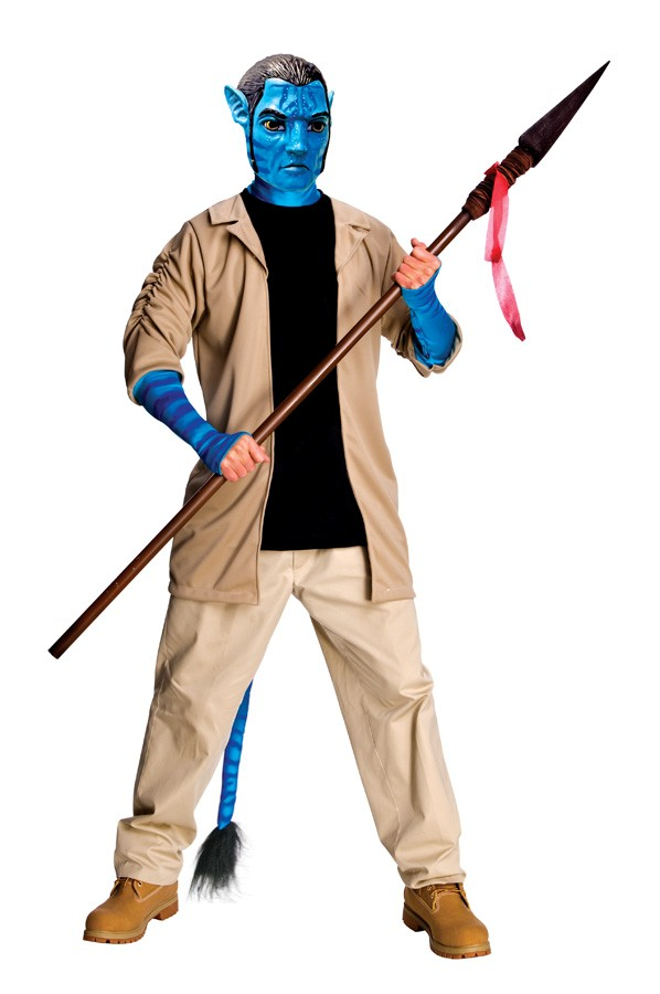 Adult Avatar Deluxe Jake Sully Costume