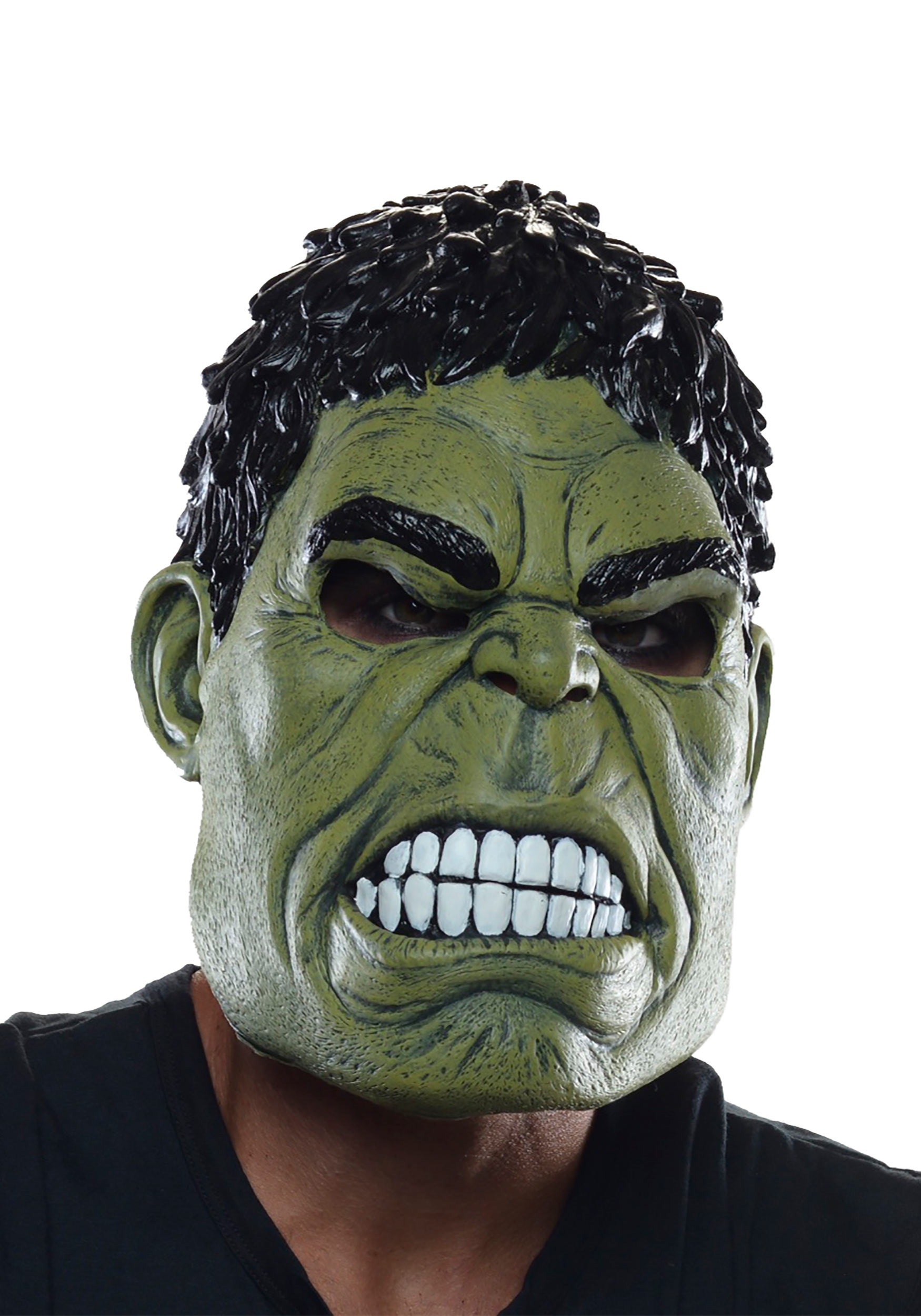 Adult Avengers 2 The Hulk 3/4 Mask