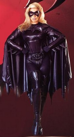Adult Batgirl 1997 Movie Costume