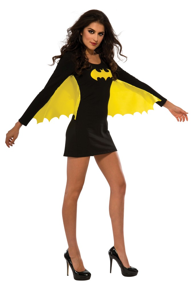 Adult Batgirl Wing Dress