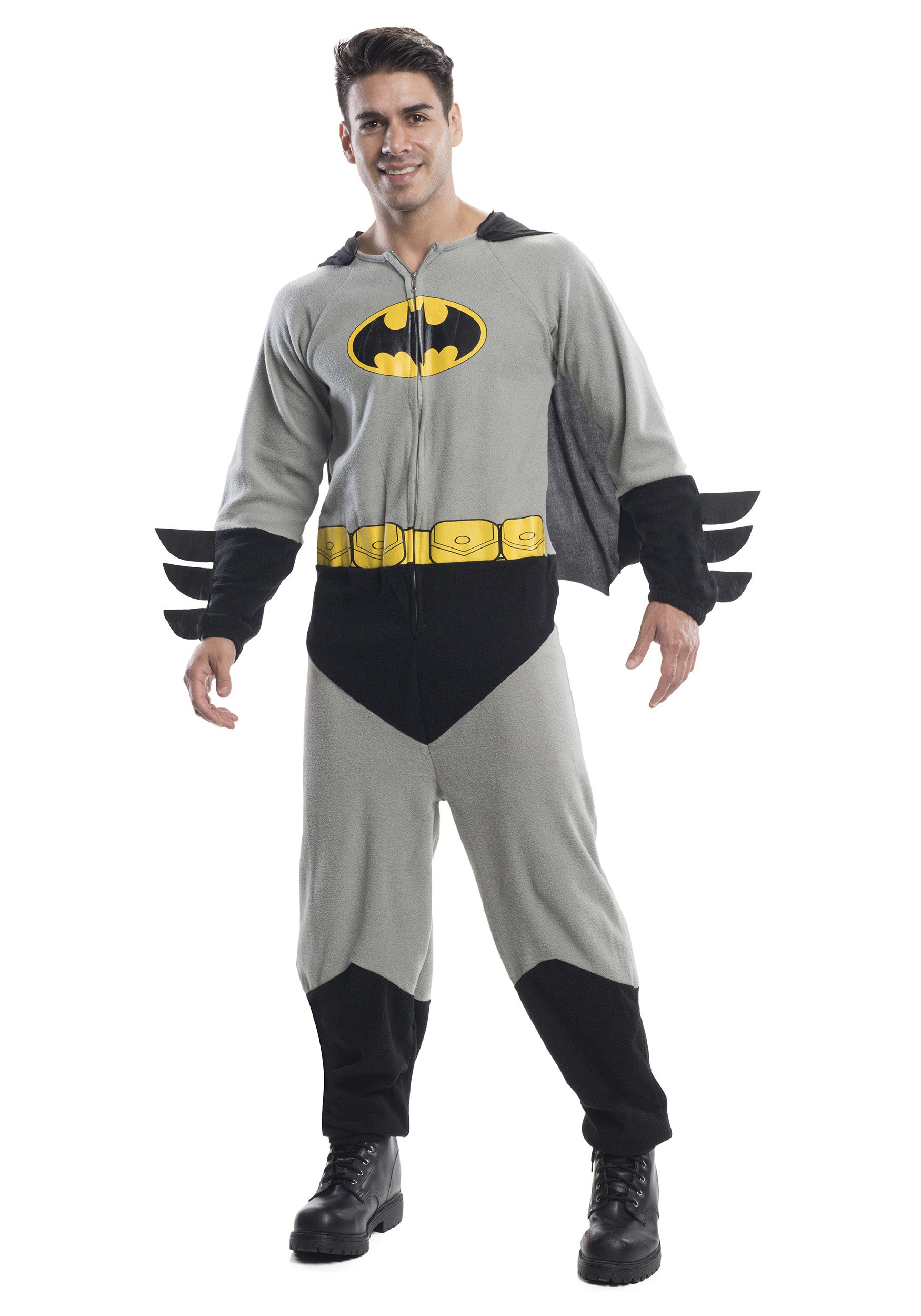 Adult Batman Onesie