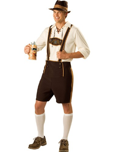 Adult Bavarian Costume