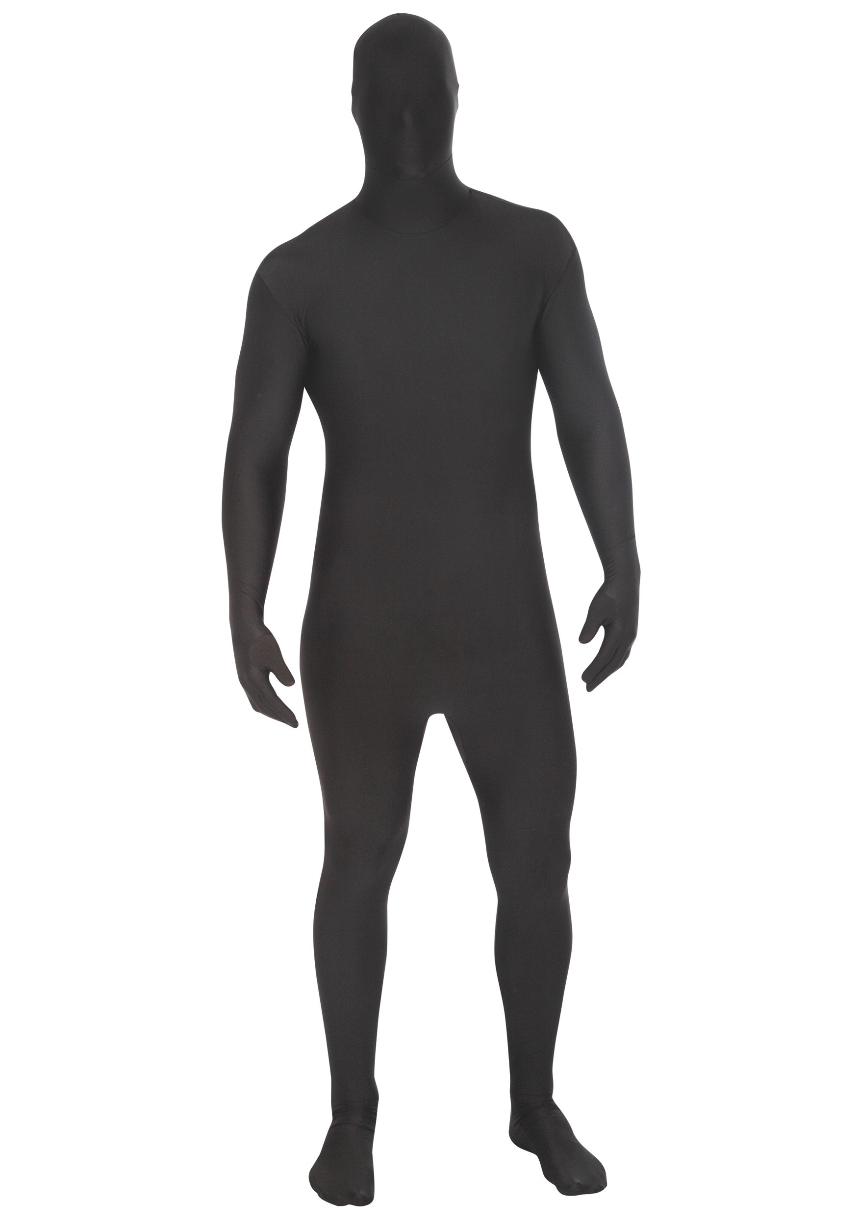 Adult Black Morphsuit