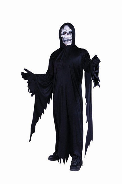 Adult Black Robe Costume