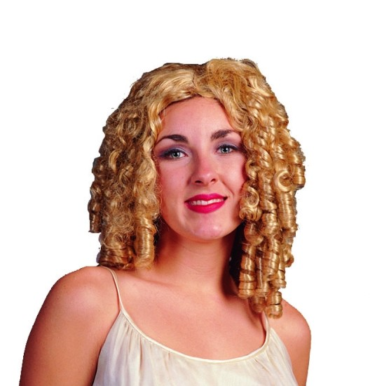 Adult Blonde Southern Belle Wig