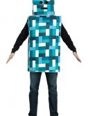 Adult Blue Monster Robot Costume