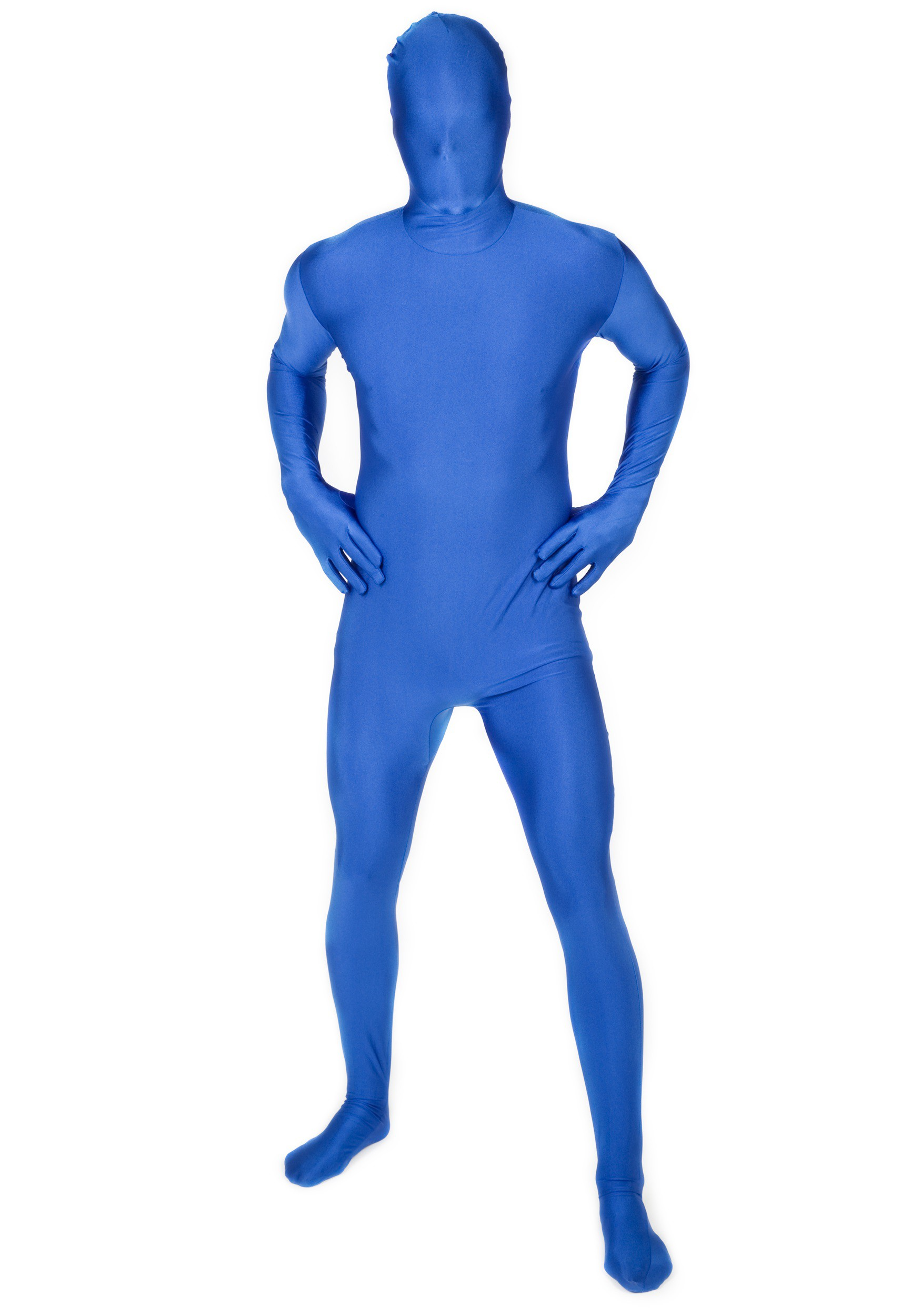 Adult Blue Morphsuit
