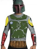 Adult Boba Fett Top and Mask