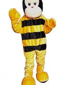 Adult Bumble Bee Mascot