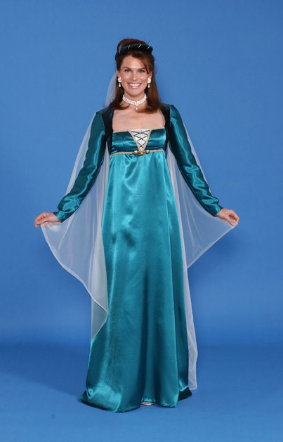 Adult Camelot Princess Costume