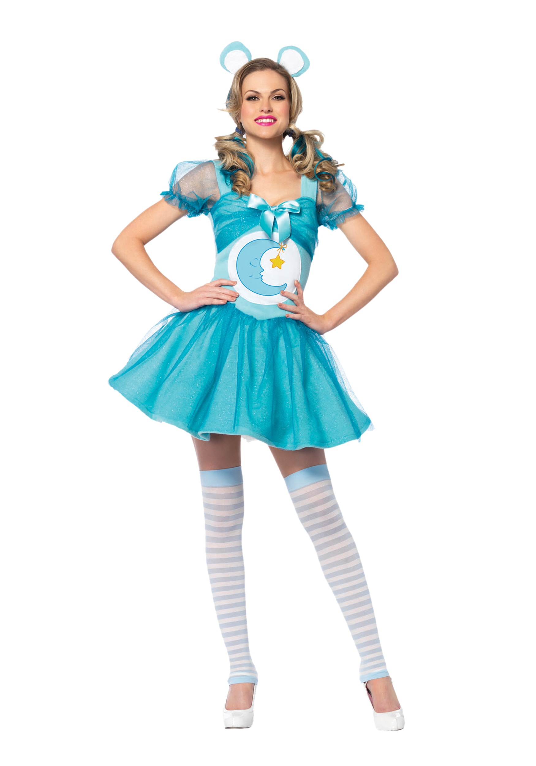 Adult Care Bears Bedtime Bear Adult Costume