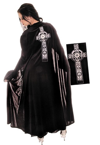 Adult Celtic Cape Costume