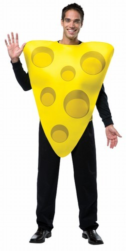 Adult Cheese Costume