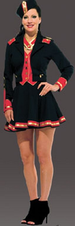 Adult Cigarette Girl Costume