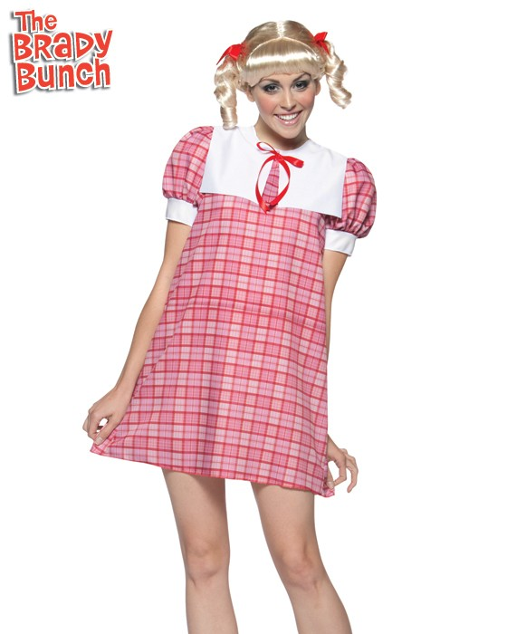 Adult Cindy Brady Costume