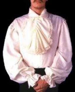 Adult Colonial Shirt Costume