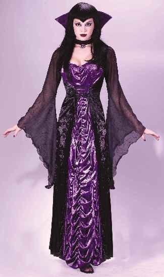 Adult Countess of Darkness Costume