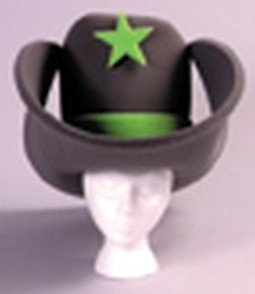 Adult Cowboy Costume Hat