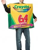 Adult Crayola 64 Box with Sharpener Costume