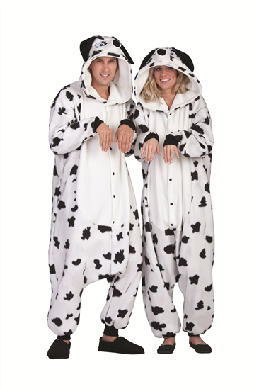 Adult Dalmatian Funsies Costume