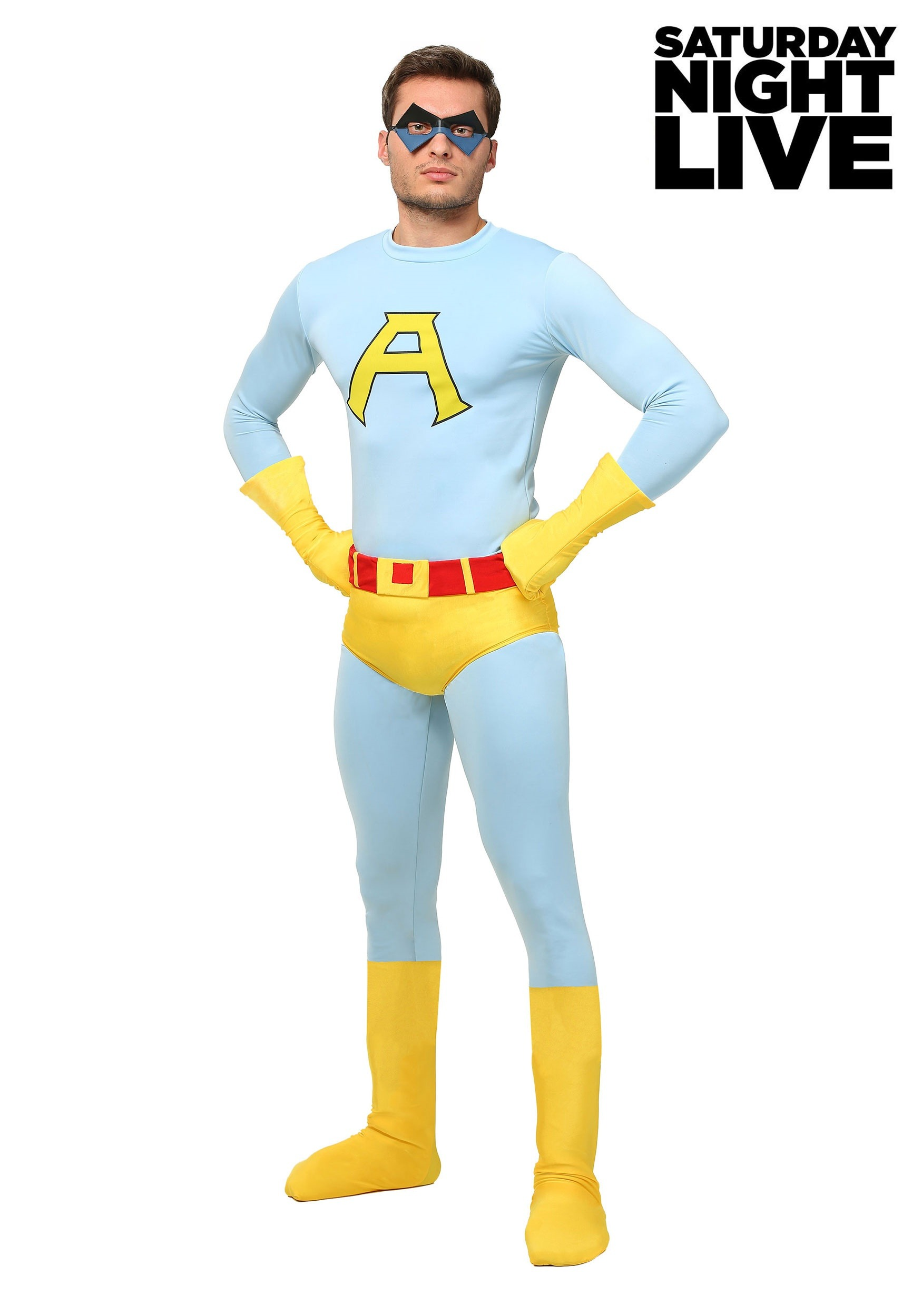 Adult Deluxe Ace Costume