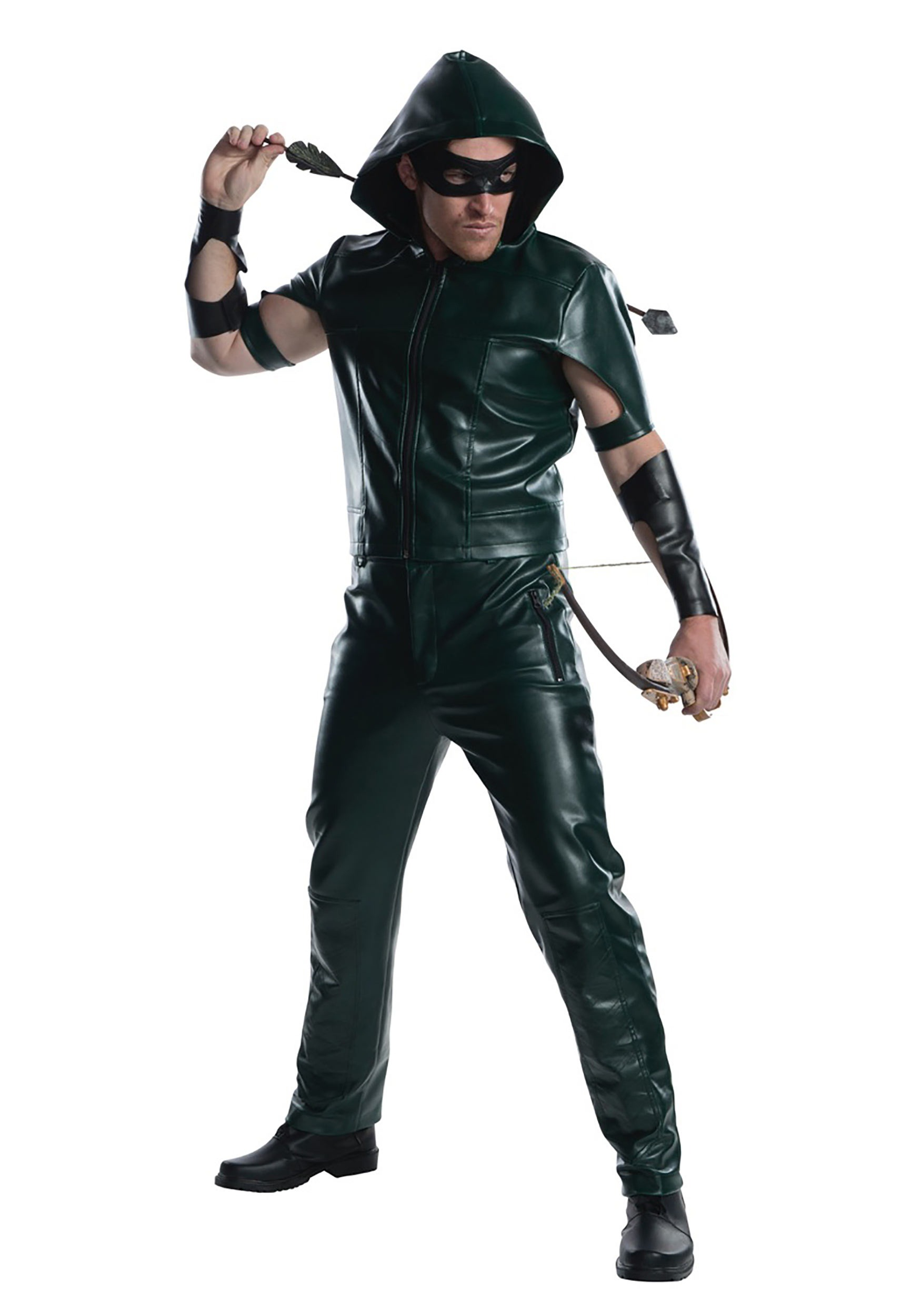 Adult Deluxe Arrow Costume