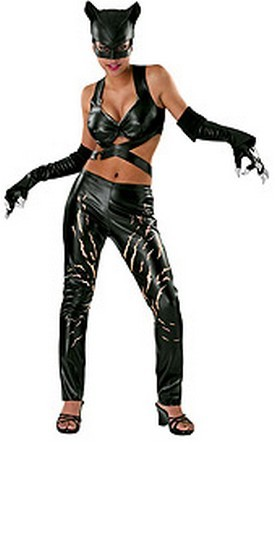 Adult Deluxe Catwoman Costume