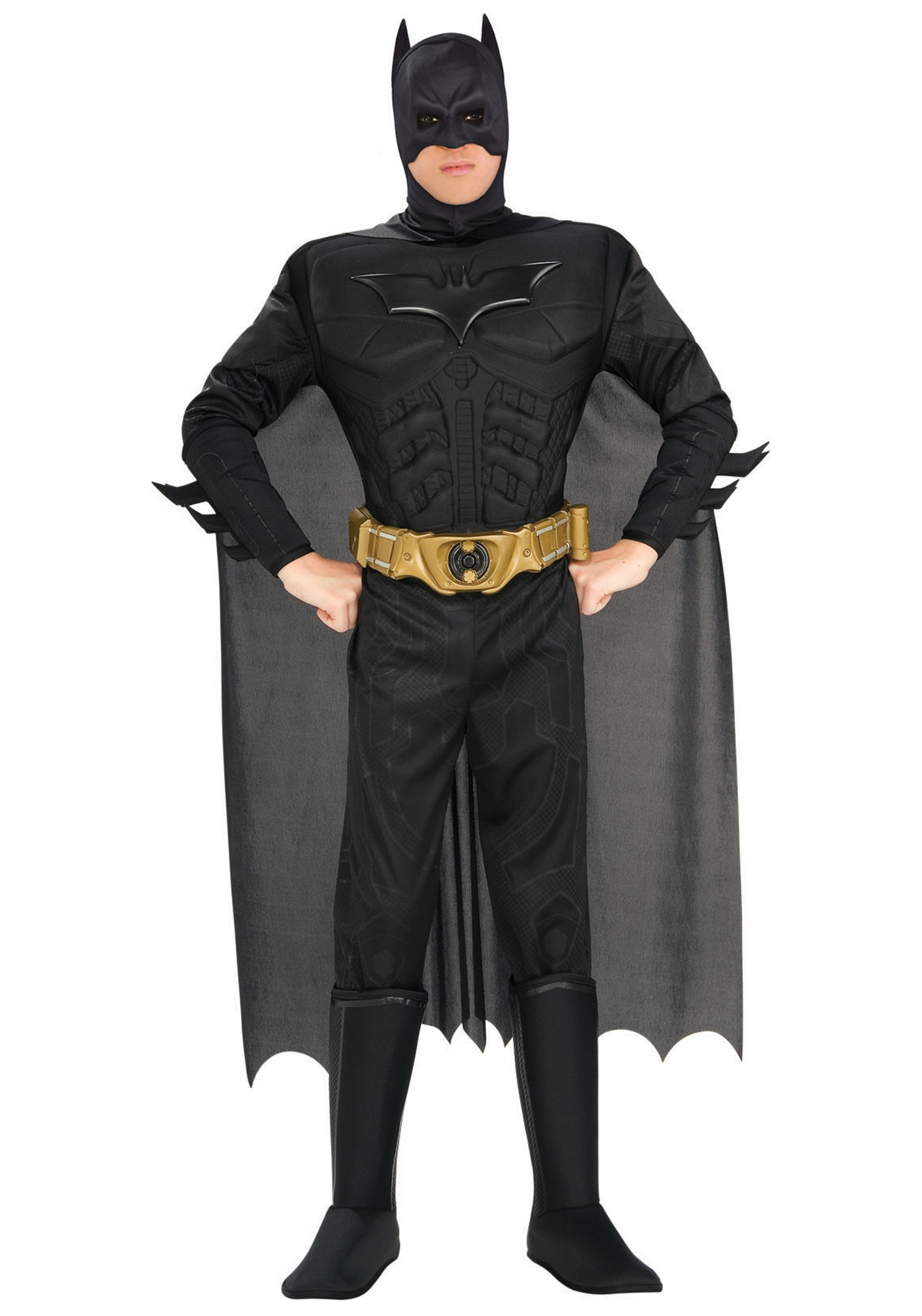 Adult Deluxe Dark Knight Batman Costume