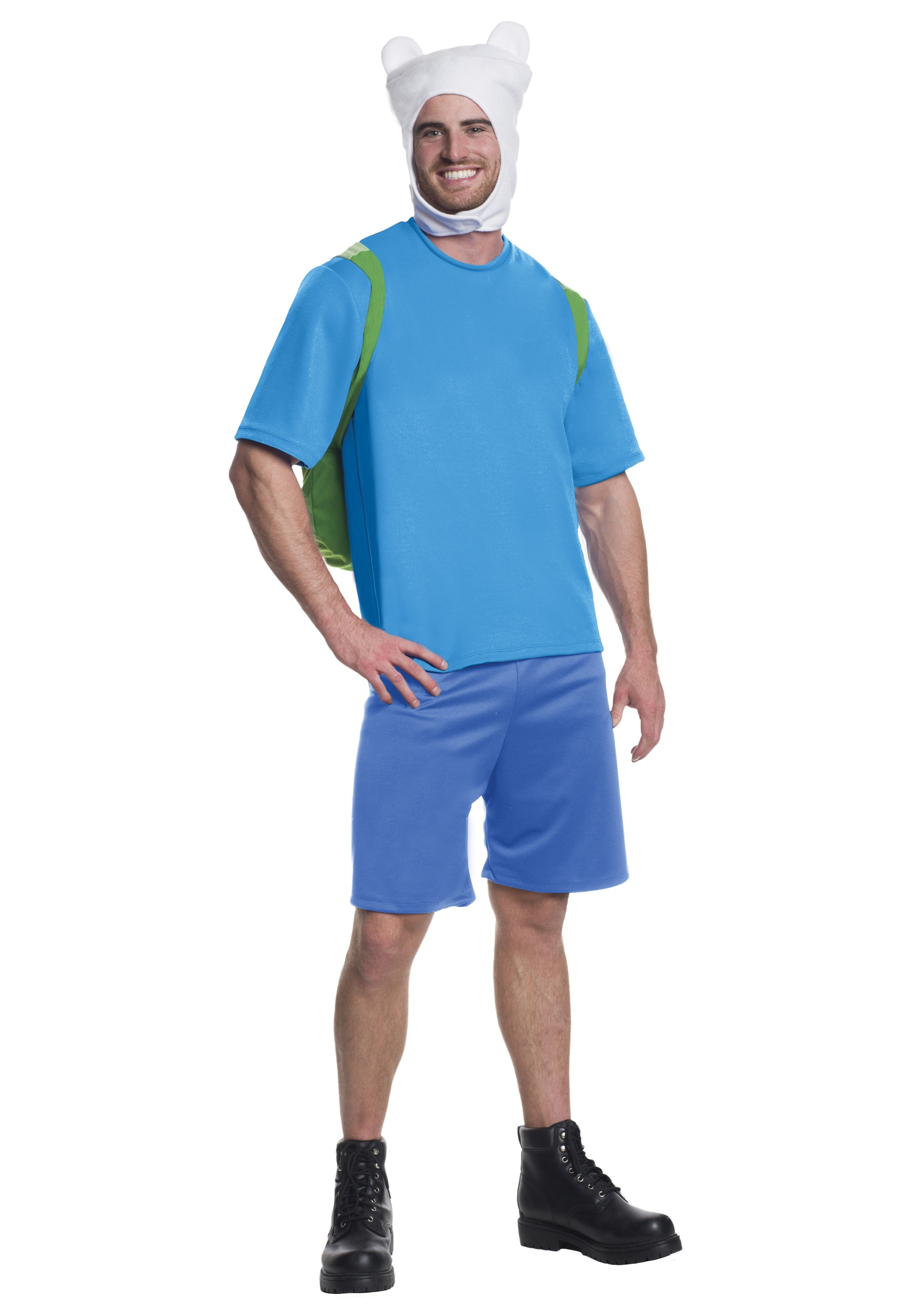 Adult Deluxe Finn Costume