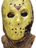 Adult Deluxe Friday the 13th Jason Mask