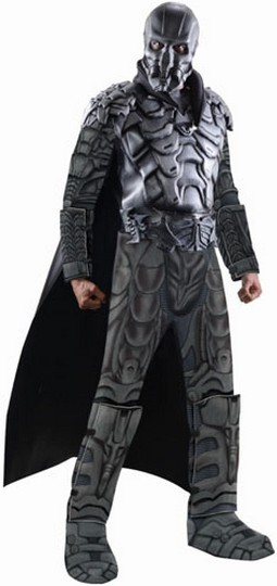 Adult Deluxe General Zod Costume
