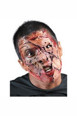 Adult Deluxe Gore Makeup Kit