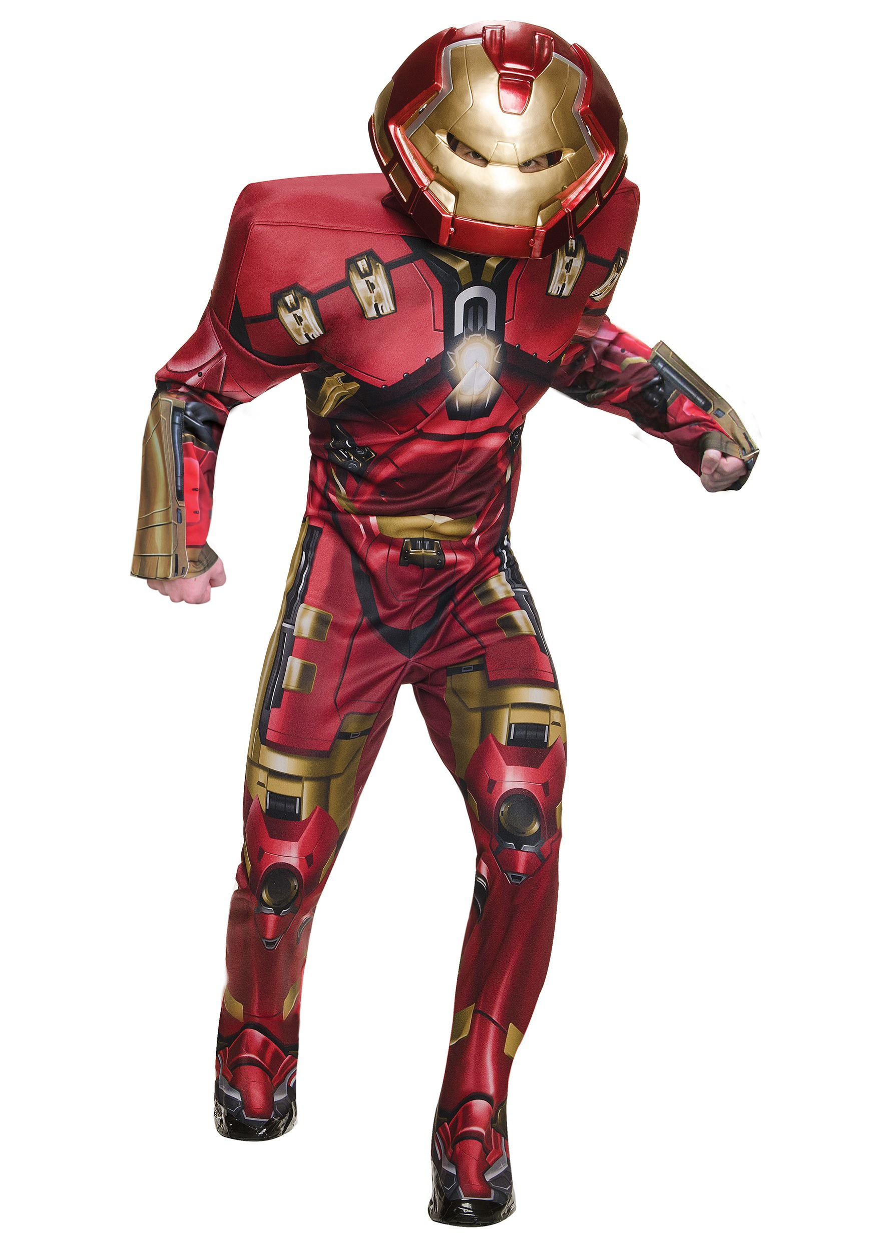 Adult Deluxe Hulk Buster Iron Man Avengers 2 Costume