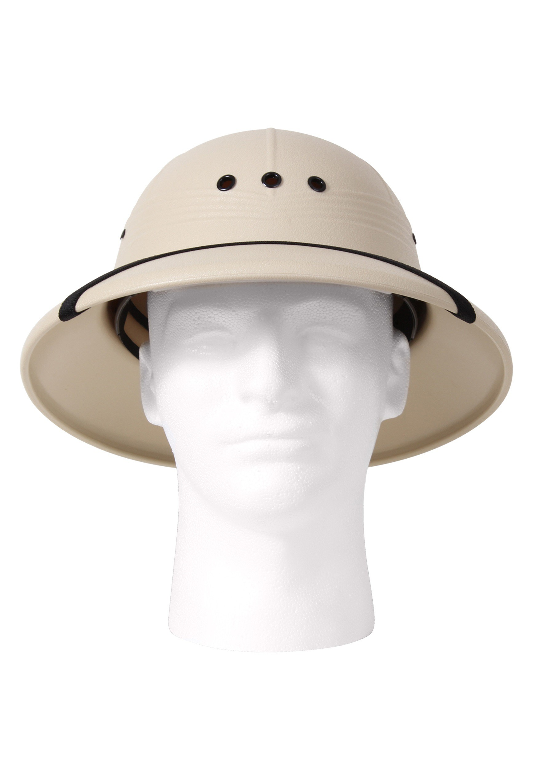 Adult Deluxe Khaki Pith Hat