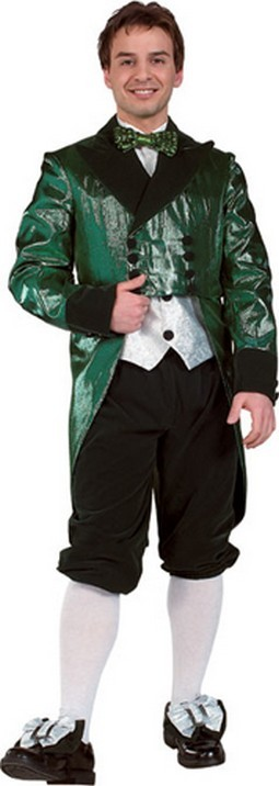 Adult Deluxe Leprechaun Costume