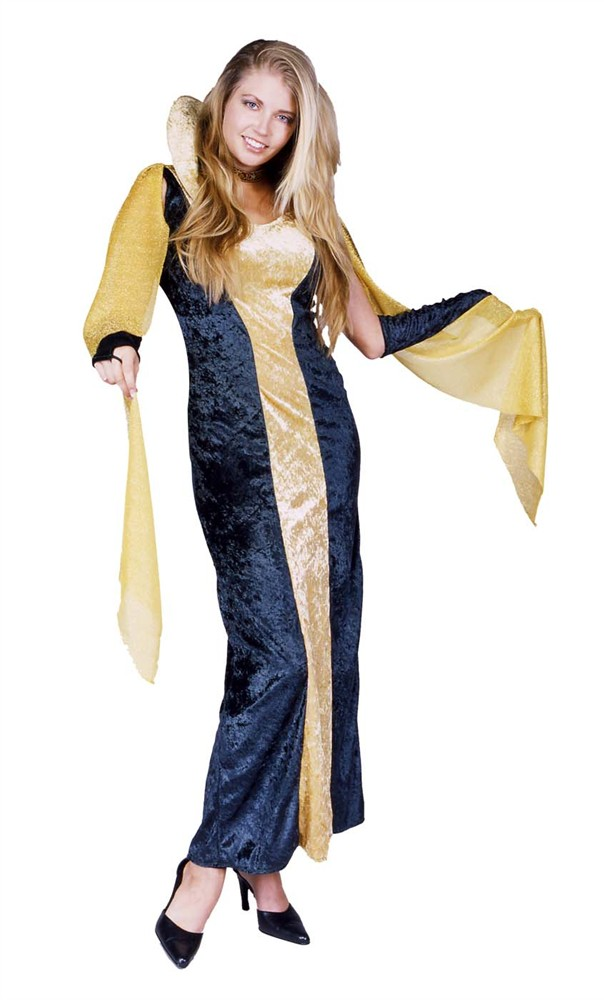 Adult Deluxe Medieval Lady Costume