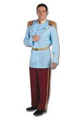 Adult Deluxe Prince Charming Costume