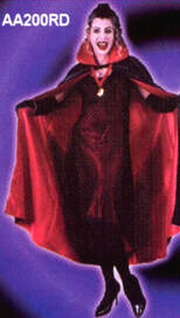 Adult Deluxe Red Cape