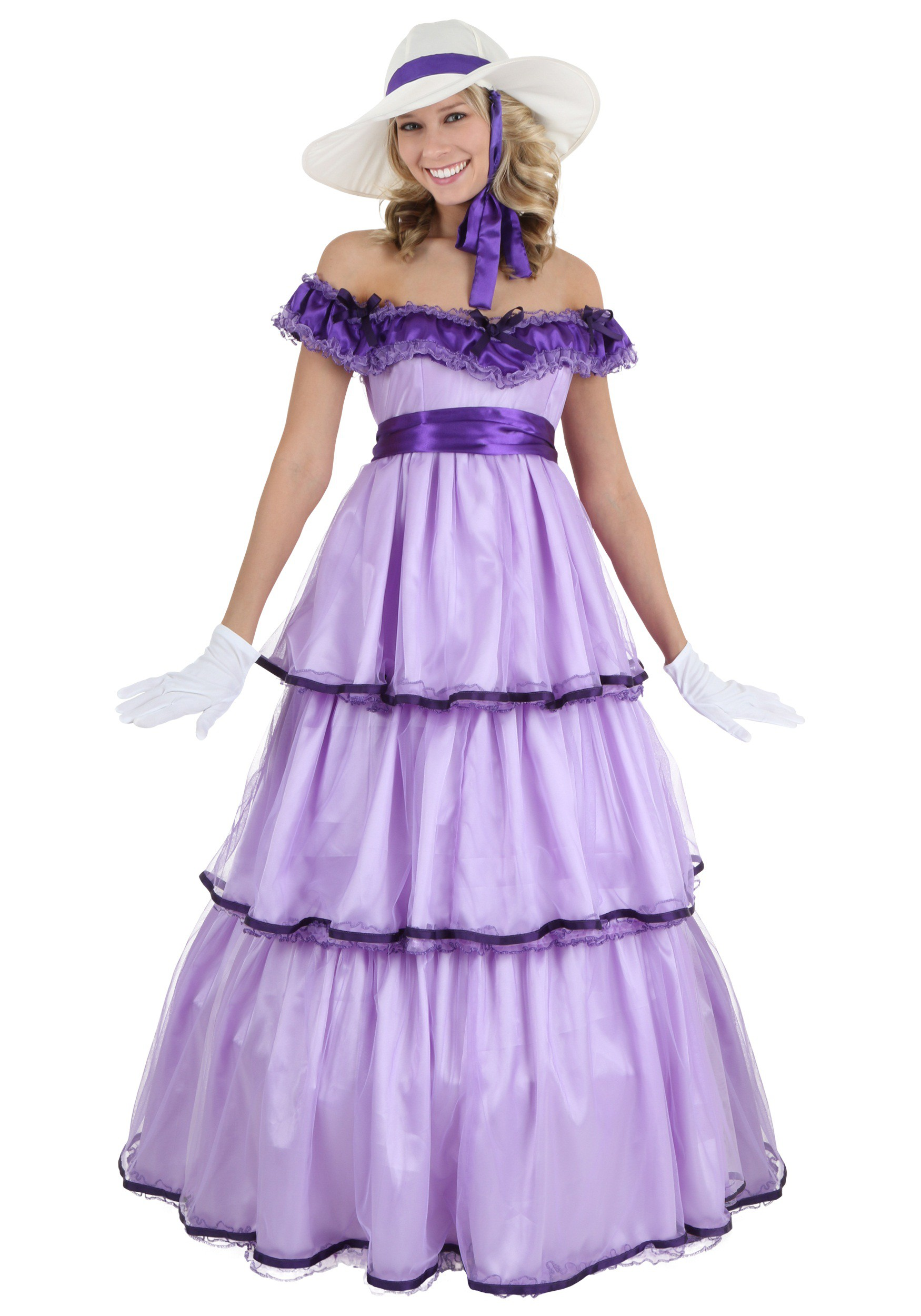 Adult Deluxe Southern Belle Costume