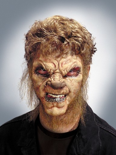 Adult Deluxe Werewolf Makeup Kit