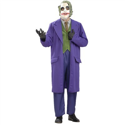 Adult Deluxe the Joker Costume
