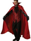Adult Devil Costume - Handsome Devil
